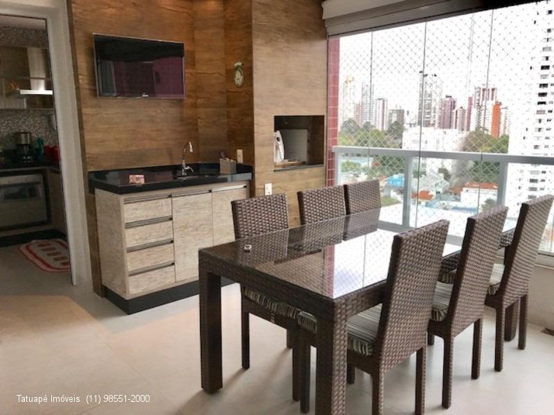 apartamento rua antônio de barros - 134m²