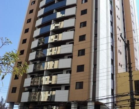 apartamento rua cantagalo tatuapé - 133m²
