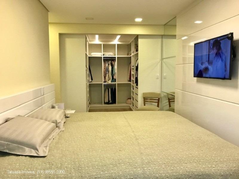 apartamento rua cândido lacerda - 152m²