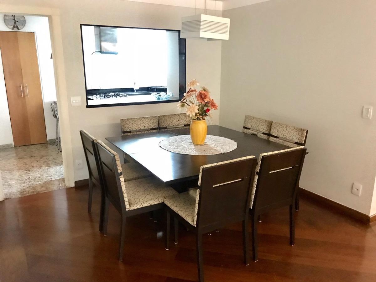 apartamento rua emilio mallet 126m²