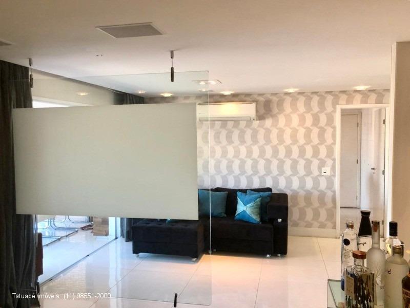 apartamento rua evangelina - 126m²