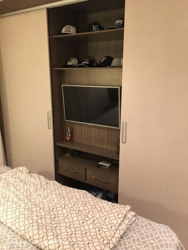 apartamento rua guandu - 91m²