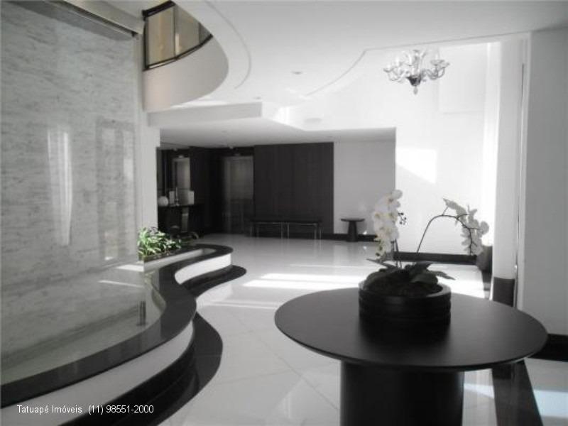 apartamento rua luiz dos santos cabral - 186m²