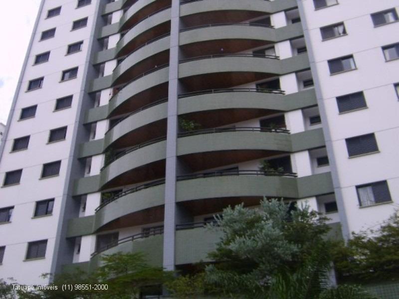 apartamento rua marechal barbacena - 125m²