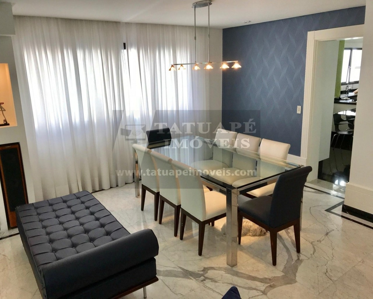 apartamento rua marechal barbacena - 215m²