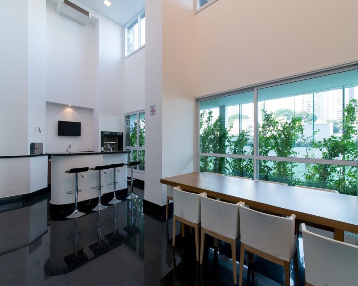 apartamento rua marechal barbacena - 218m²