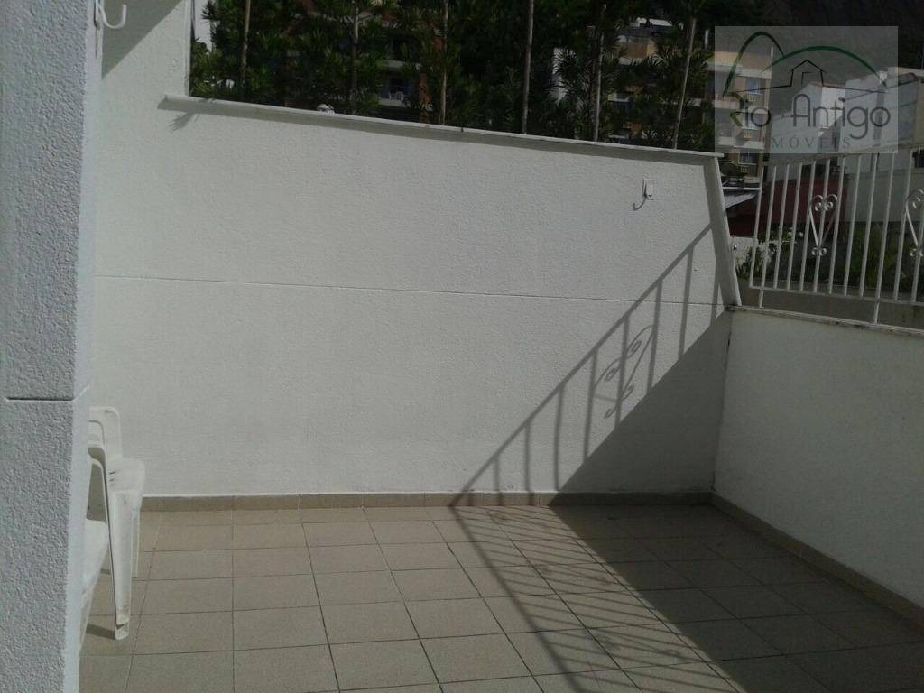 apartamento - rua mário pederneiras - venda - humaitá - ap0941