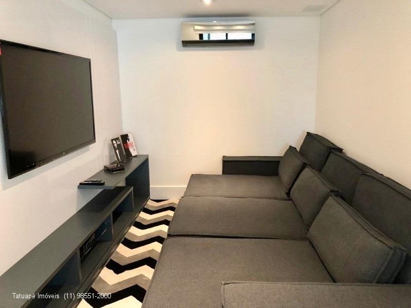 apartamento rua nagib izar - 164m²