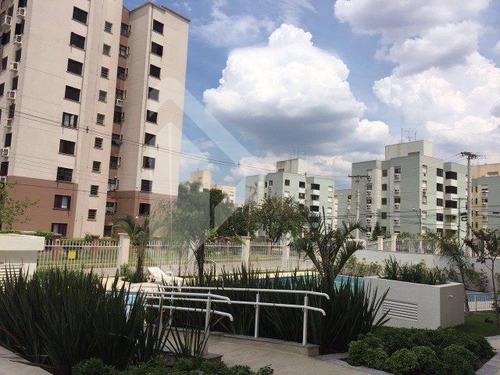 apartamento - rubem berta - ref: 190514 - v-190514
