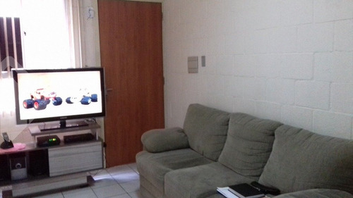 apartamento - rubem berta - ref: 203238 - v-203238