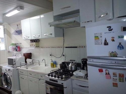 apartamento - rubem berta - ref: 203275 - v-203275