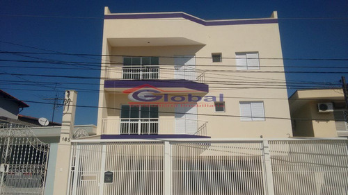 apartamento s/ condomínio - jardim stella - santo andré - gl36395