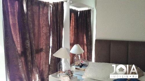 apartamento saint tropez 3 quartos com 2 suites mobiliado - 308