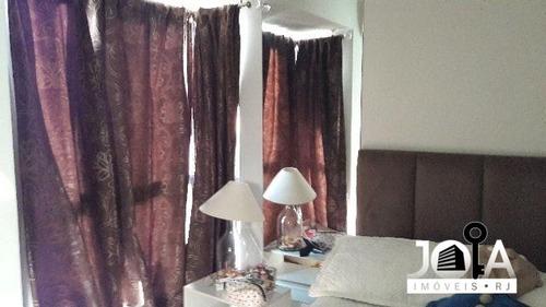 apartamento saint tropez 3 quartos com 2 suites mobiliado - 308l