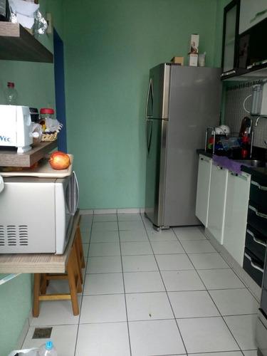 apartamento sala, 02quartos , ref: dj25834/ ap20010