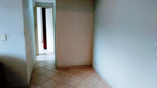 apartamento sala, 02quartos ref: ra-25842