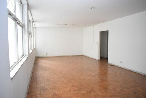 apartamento santa cecília - são paulo - ref: 519250