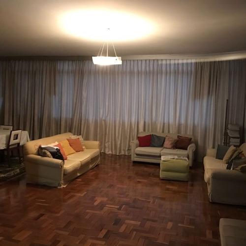 apartamento santa cecília - são paulo - ref: 519326