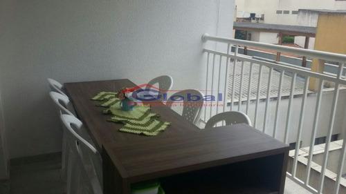 apartamento - santa maria - são caetano do sul - gl37189