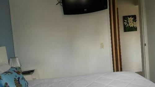 apartamento santana - 2 dormitórios - ref 28/6466