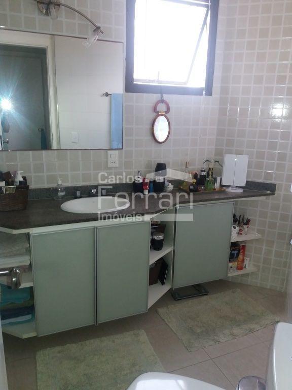 apartamento santana 2 vagas - cf21197