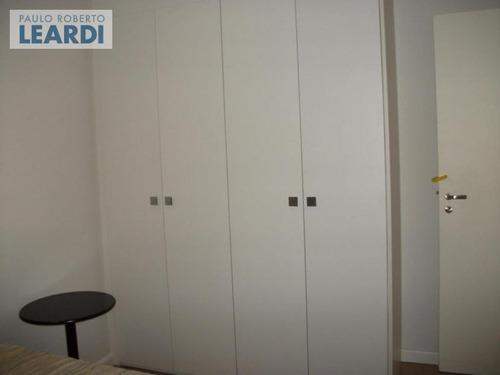 apartamento santo amaro - são paulo - ref: 466400