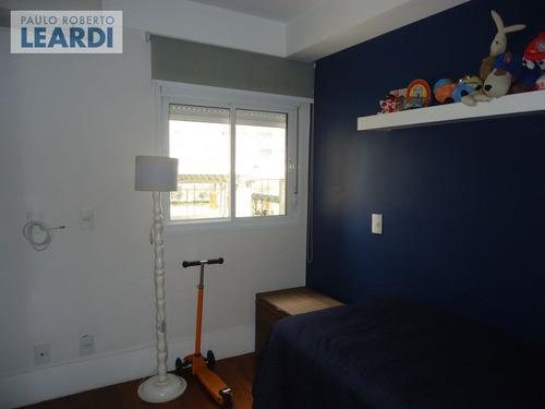 apartamento santo amaro - são paulo - ref: 554685