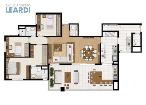 apartamento santo amaro - são paulo - ref: 555487