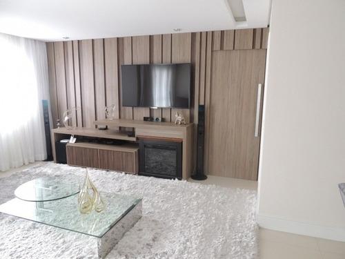 apartamento- santo andré - valparaíso - 1650