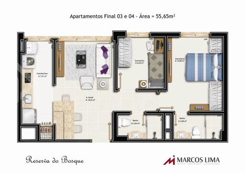 apartamento - santo antonio - ref: 223675 - v-223675