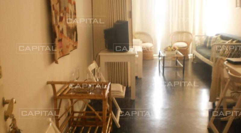 apartamento santos dumont - punta del este - un dormitorio  y 1/2 -ref:26218