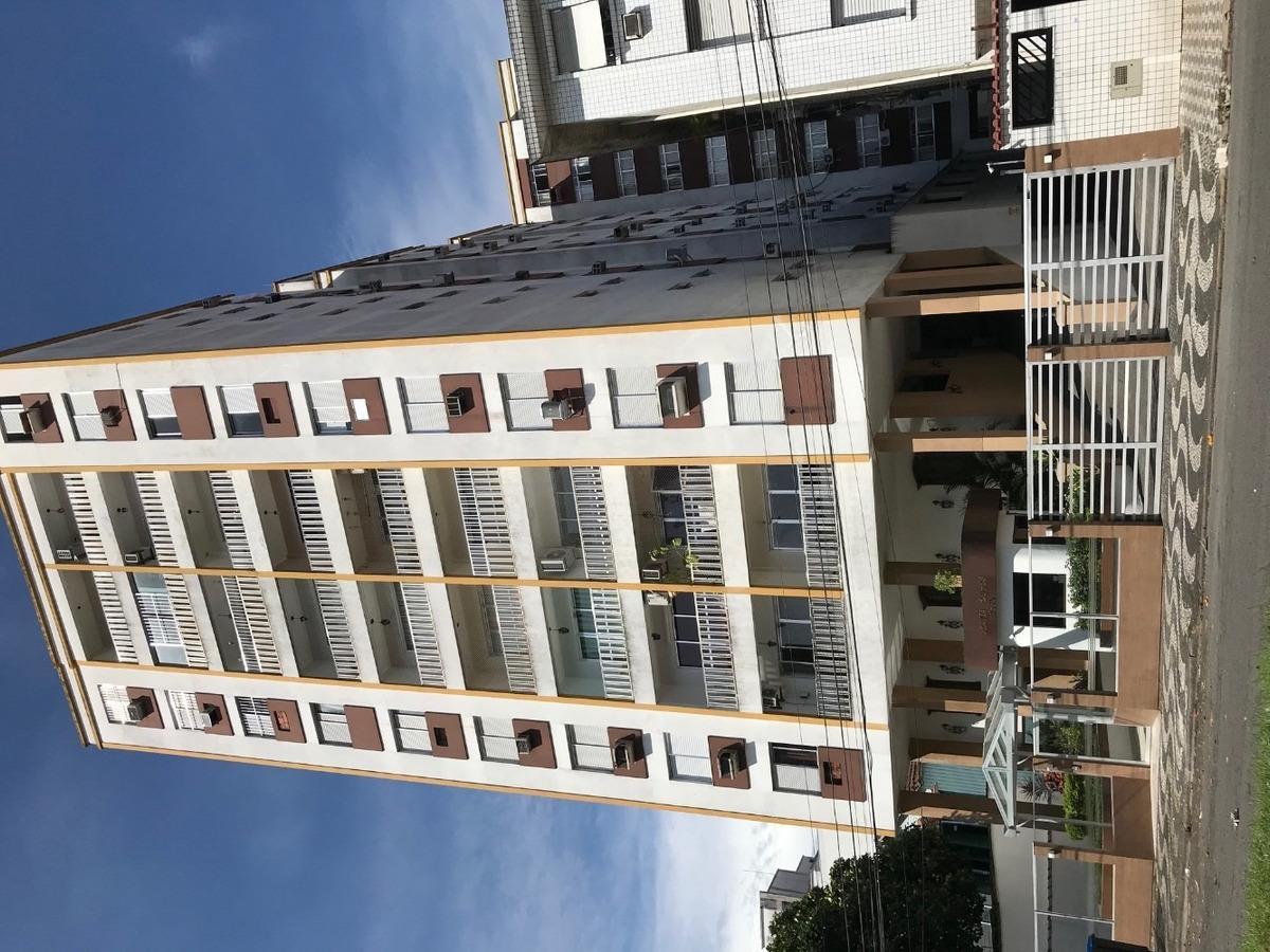 apartamento santos embare/canal 4 todo reformado 3dorm 160m2