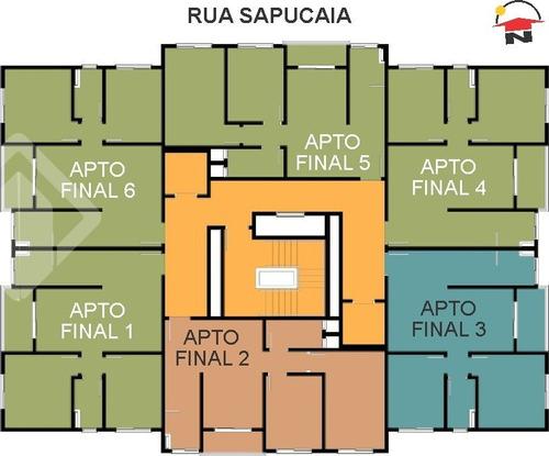 apartamento - sao leopoldo - ref: 215494 - v-215494