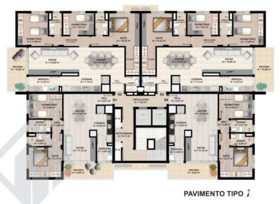 apartamento - sao roque - ref: 145905 - v-145905
