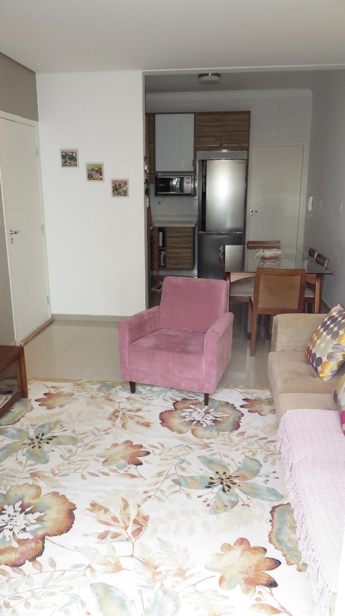 apartamento sem cond,3 dormitorio sendo 1 suite, 3 areas liv