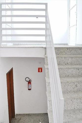 apartamento sem condomínio, 37m², 2 dormitórios, 1 vaga, vila floresta, santo andré. - ap1226