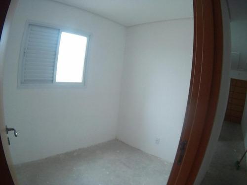apartamento sem condomínio, 73m², 3 dormitórios, vila humaitá, santo andré. - ap0029