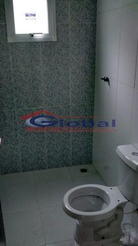 apartamento sem condomínio - camilopolis santo andré - gl37496