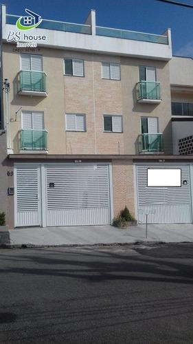 apartamento sem condomínio - campestre - 6837