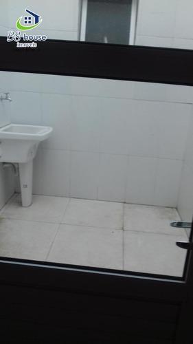 apartamento sem condomínio  -campestre - 6939