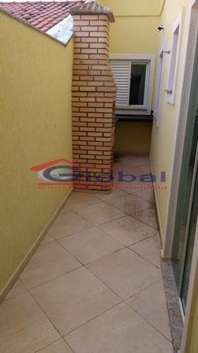 apartamento sem condomínio - campestre - santo andré - gl36992