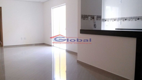 apartamento sem condomínio - campestre - santo andré - gl38364