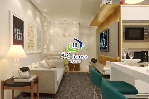 apartamento sem condomínio em construção - 7037
