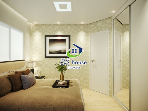 apartamento sem condomínio em construção - 7039
