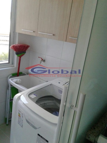 apartamento sem condomínio - pq das nações - santo andré - gl37519