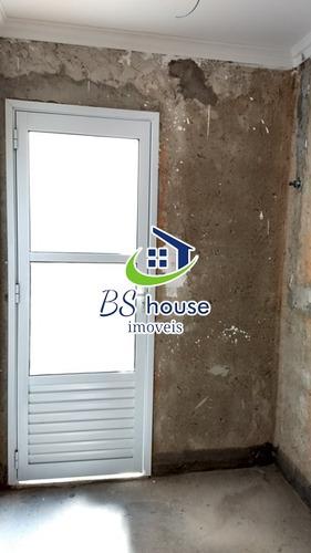 apartamento sem condomínio - príncipe de gales - santo andré - 5643
