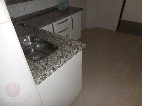 apartamento  sem condomínio à venda, parque das nações, santo andré. - ap7688