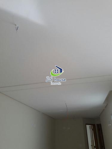 apartamento sem condomínio vila bastos - 6517