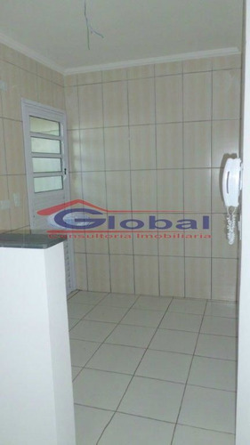 apartamento sem condomínio - vila lutécia - santo andré - gl38968