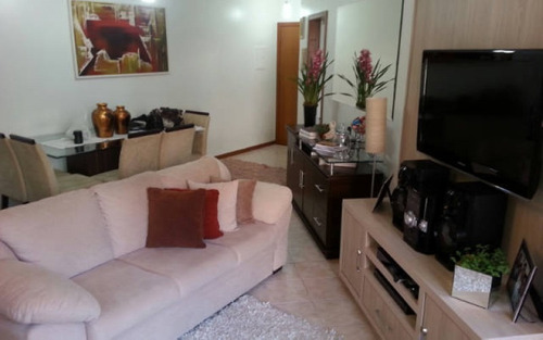 apartamento semi mobiliado 3 dormitórios 1 suíte sacada itacorubi